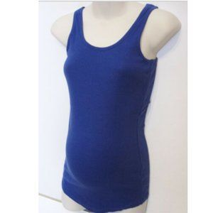 Old Navy Maternity Ribbed Tank Top Size S